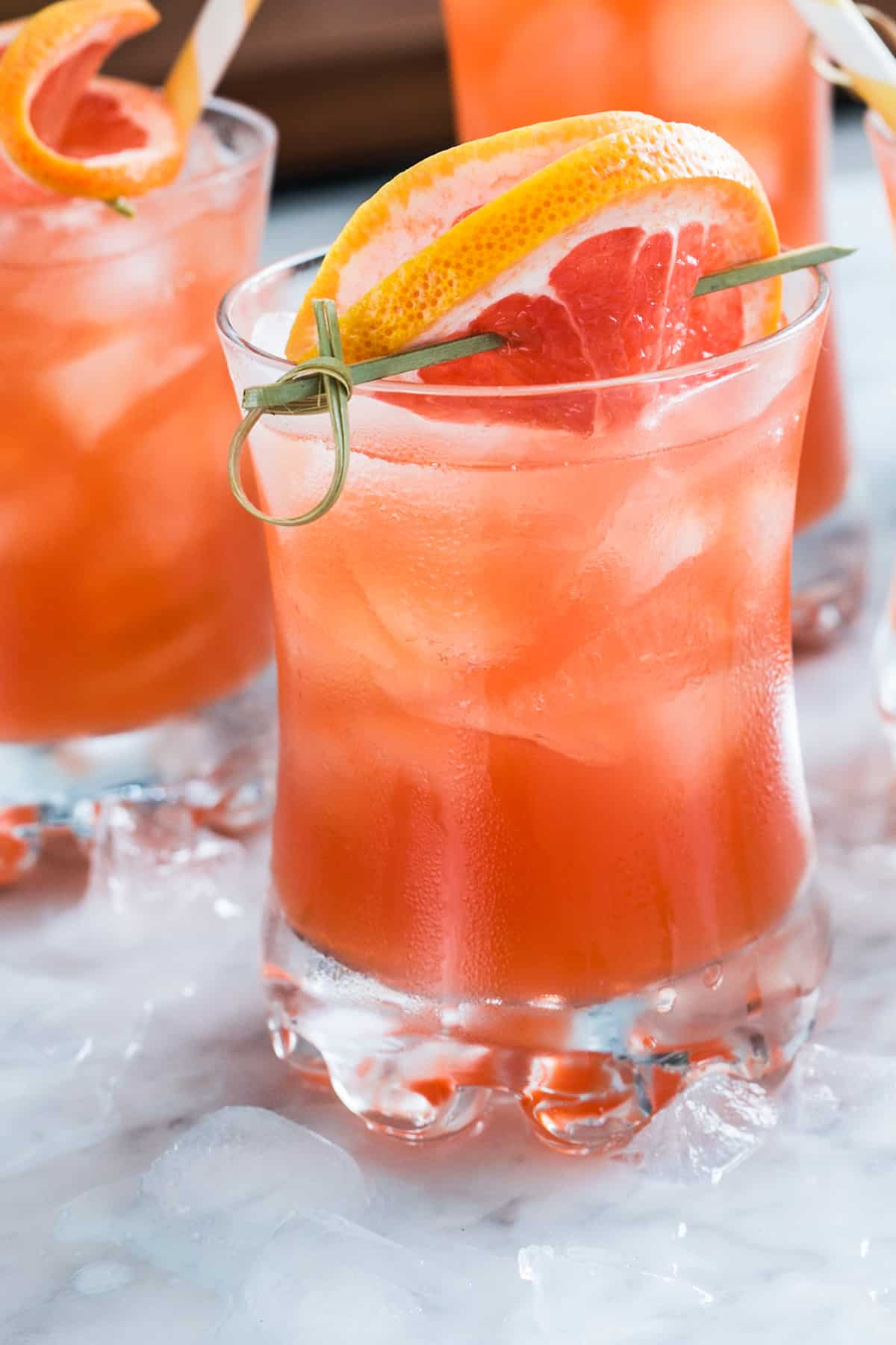 Gin con toronja | Greyhound cóctel