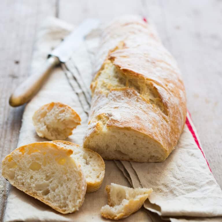 Faster No Knead Bread – Begginers Recipe