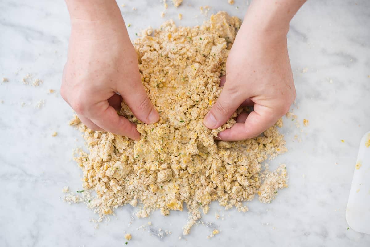 crust dough