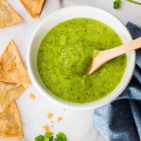 fake guacamole recipe
