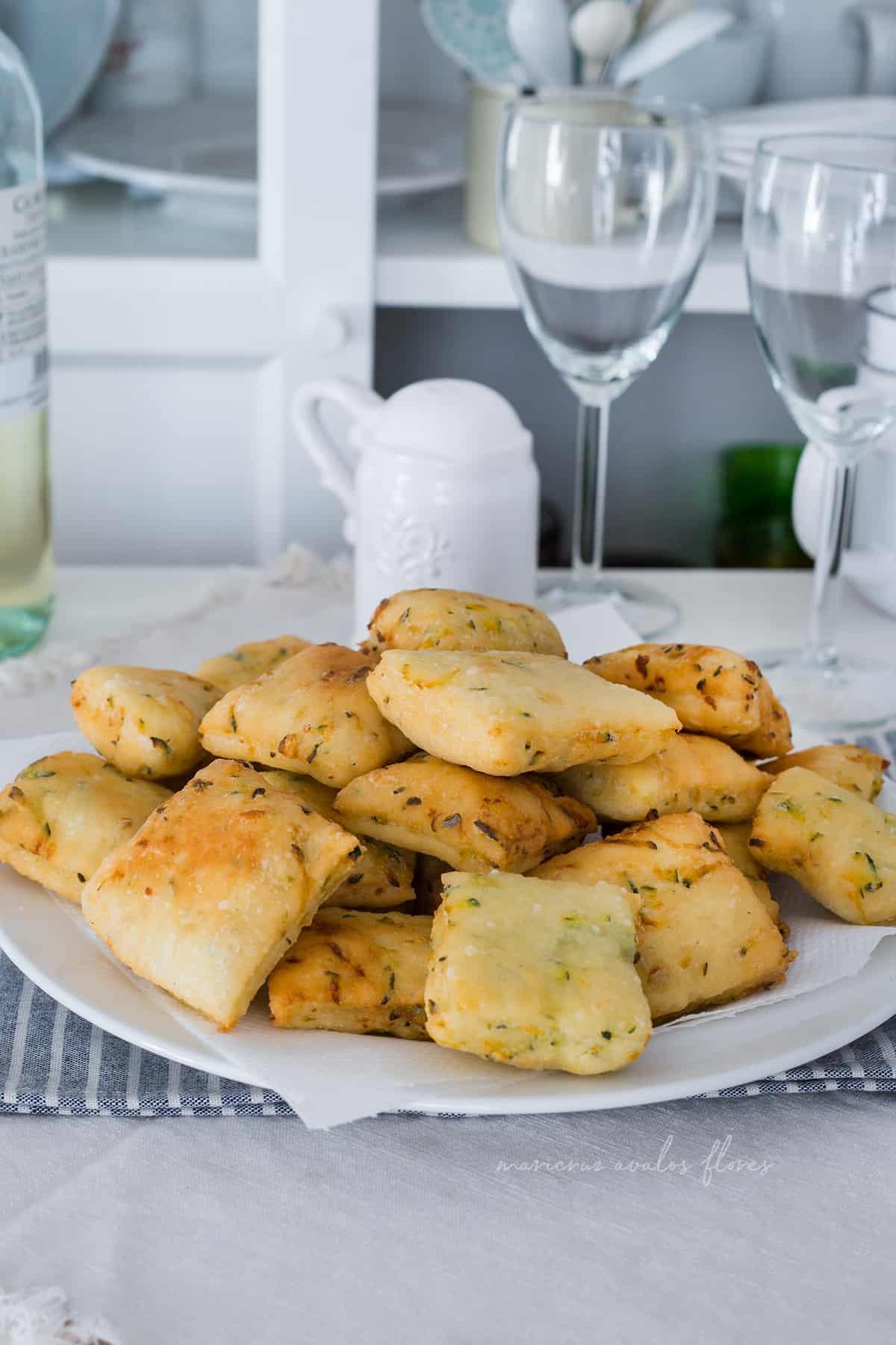 Zeppole receta italiana