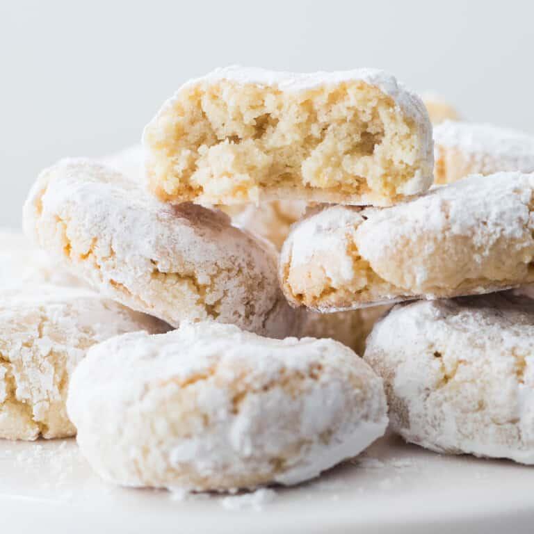 Amarettis: Galletas Italianas Sin Gluten