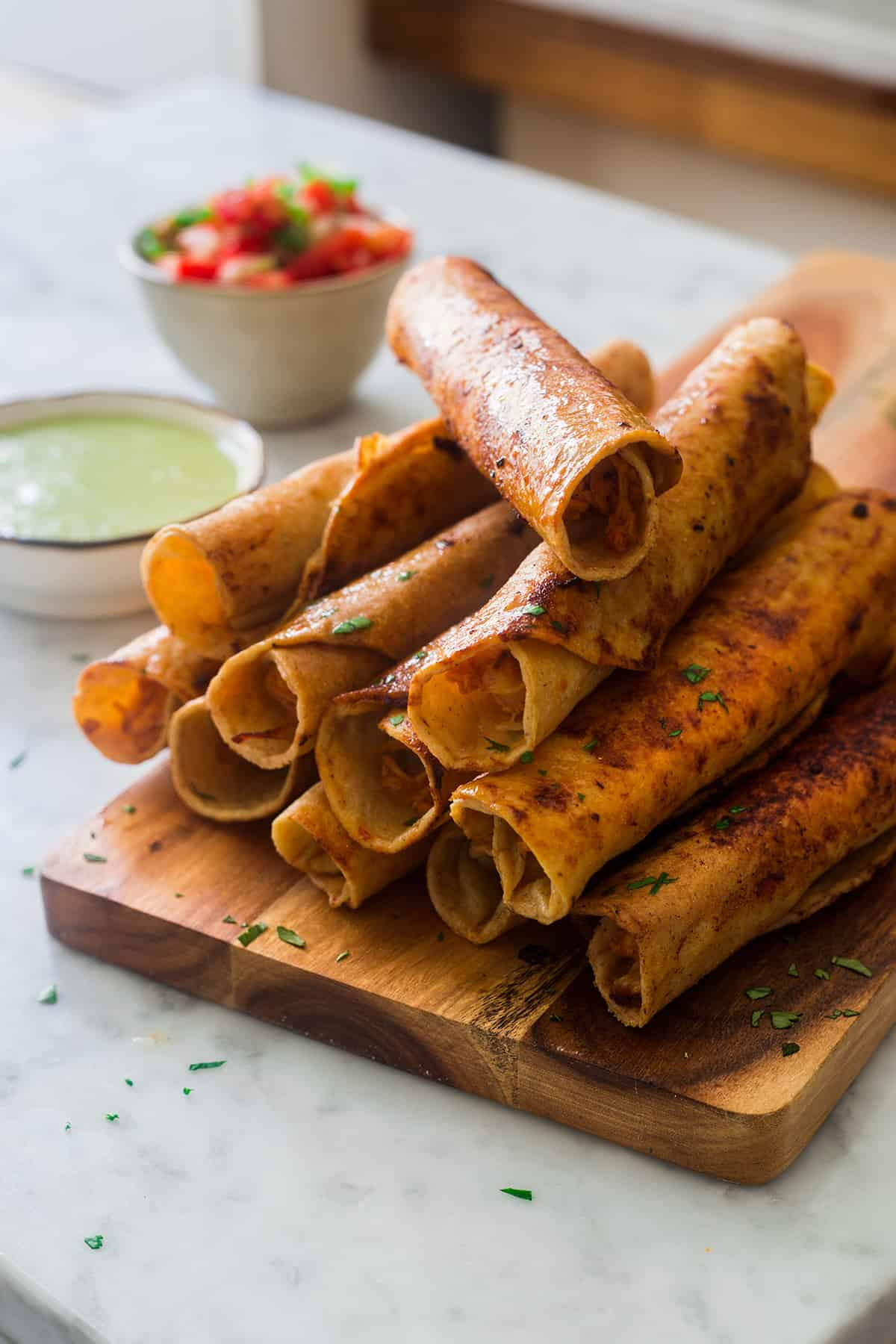 chicken chipotle cheese taquitos