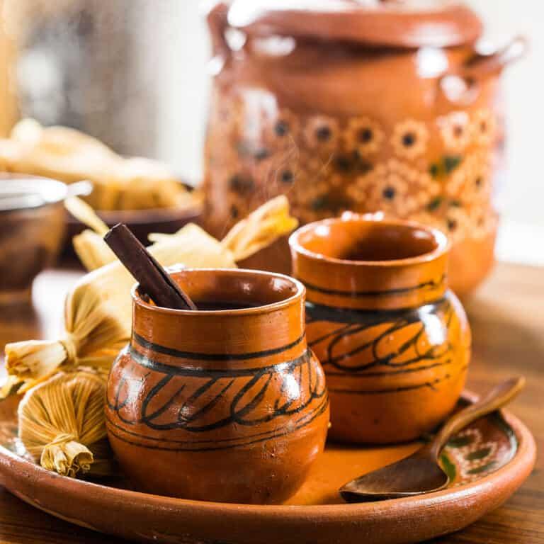 Café De La Olla: Calientito y Aromático