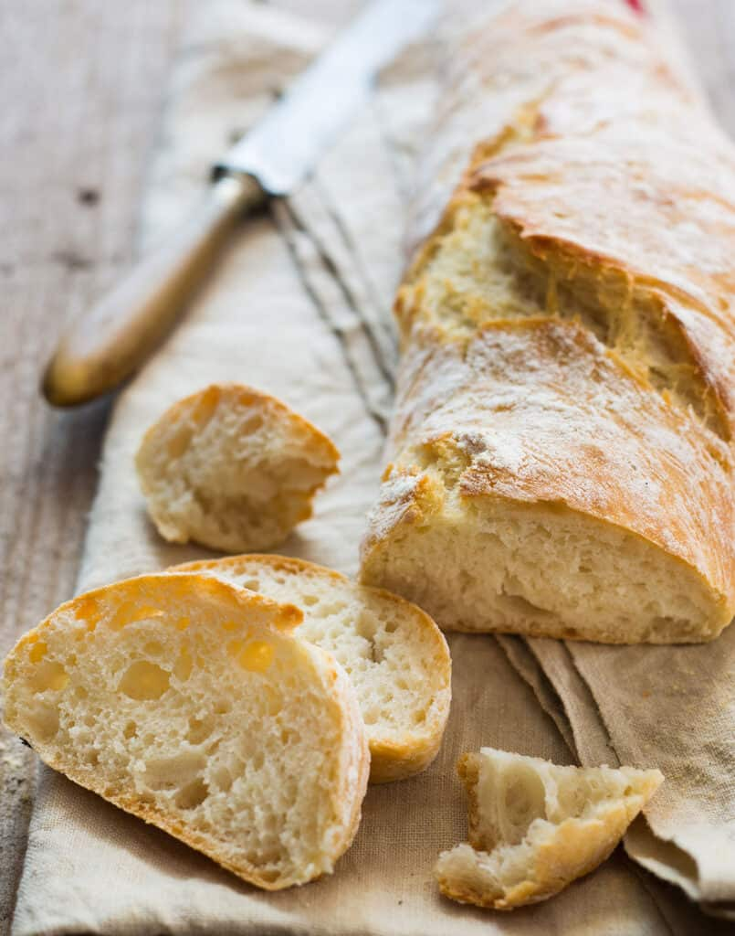 Faster No Knead Bread Recipe For Beginners.