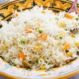mexican white rice recipe