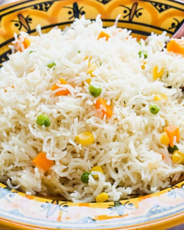 mexican white rice recipe