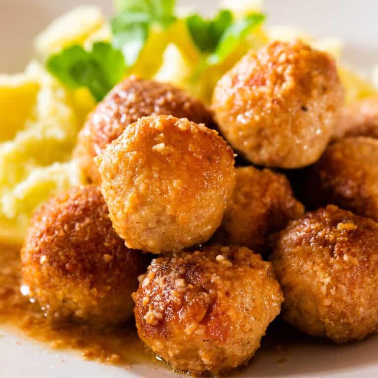 Polpette: Classic Italian Meatballs