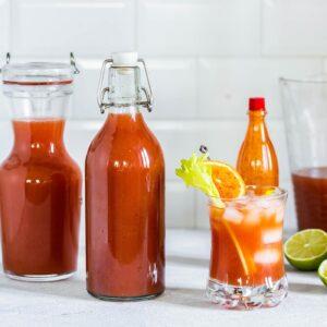 Clamato Juice Recipe (copycat)