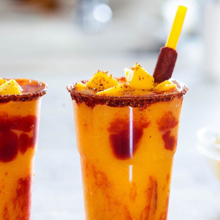Mangonada Recipe: A Mexican Favorite Slushie