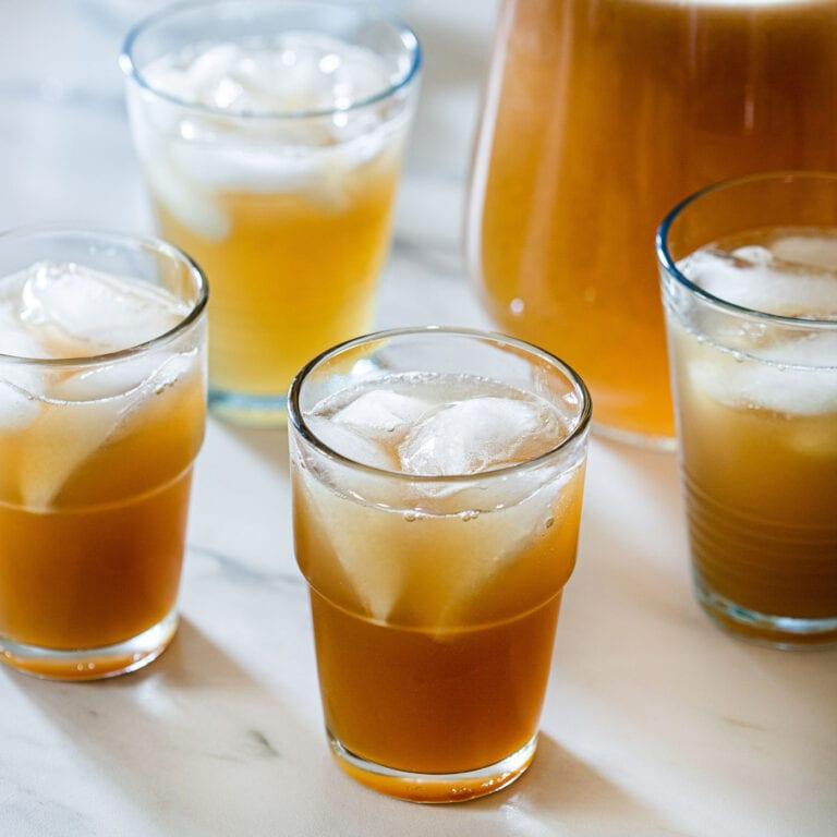 Tamarindo Drink (agua de tamarindo)