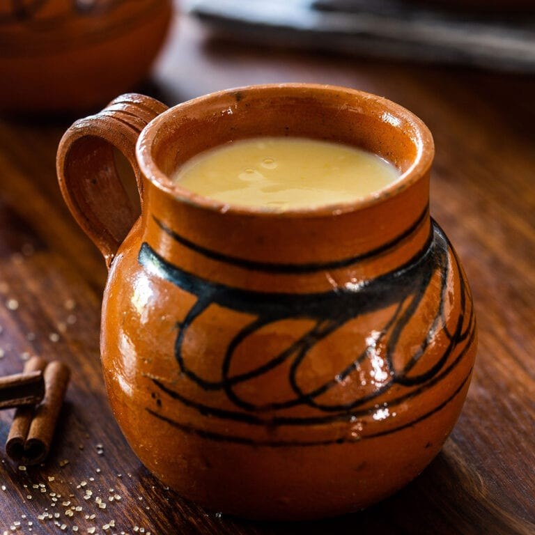 Atole: All about this prehispanic beverage